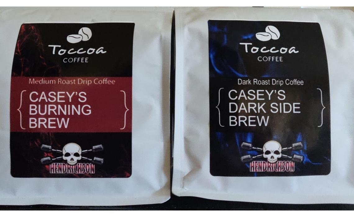 Casey Hendrickson's Custom Coffees