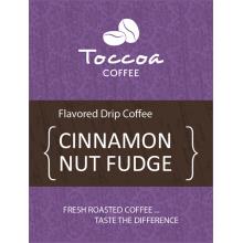 Cinnamon Nut Fudge